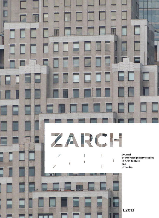revista zarch universidad de zaragoza